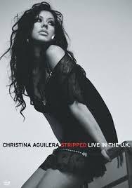 christina aguilera live dvd