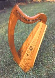 harp musical instruments