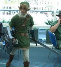 link from zelda costume