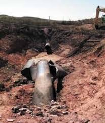 pipeline failure