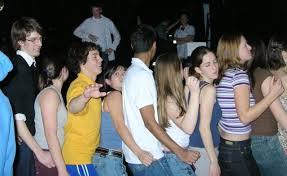 middle school dance photos