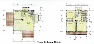 3 bedrooms houses