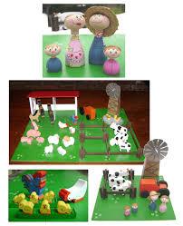 modelos de granjas