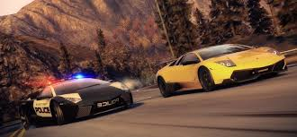 hot pursuit cars