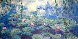 monets water lillies