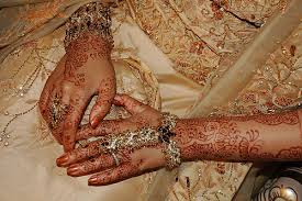 henna wedding designs