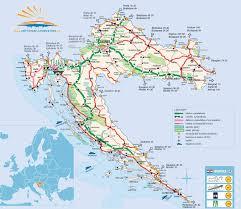 hrvatska mapa