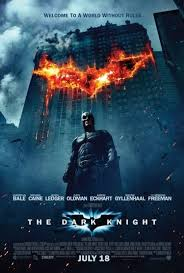batman dark knight movie poster