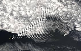 ocean wave patterns