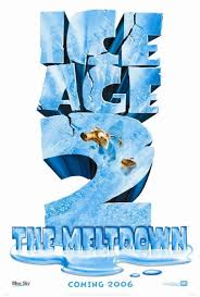 ice age 2 posters
