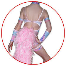 freestyle disco dance costumes