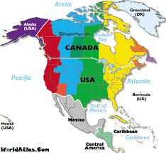 us and canada time zones