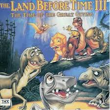 land before time cd