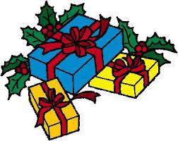 christmas ribbons and bows