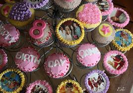 high school musical cupcake