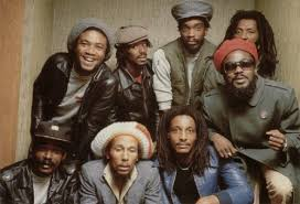 bob marley friends