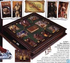 franklin mint clue