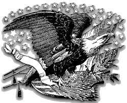american eagle drawing