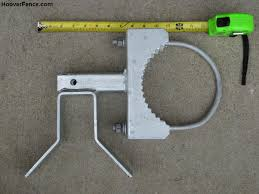 chain link gate latches