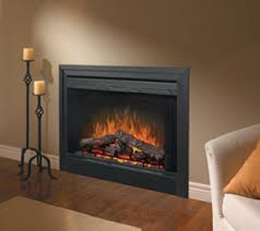 built in fireplaces
