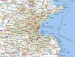 city map of ma