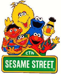 sesame street characters with pictures