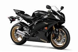 2009 yamaha r6 black