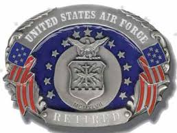 retired air force