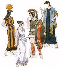 ancient greece costumes