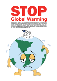 poster of global warming