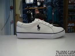 black polo sneakers