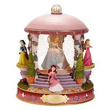 disney princess snowglobes