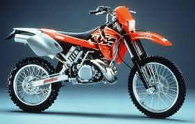 1998 ktm 250 exc