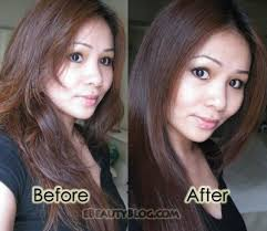 hair straighten iron