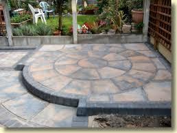block patios