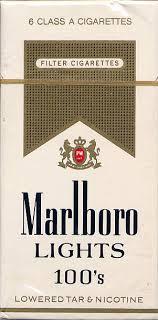 marlboro light 100