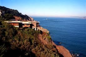 sea cliff houses