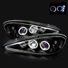 pontiac grand am headlights