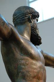 greek bronze sculpture