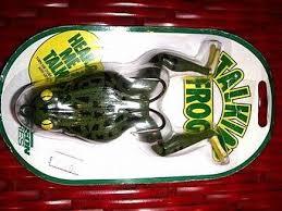 frog fishing bait