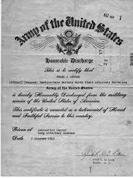 military document