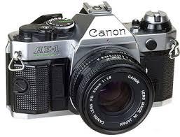 canon ae 1 film camera