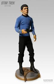 spock action figure