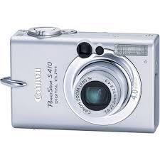 canon power shot s410