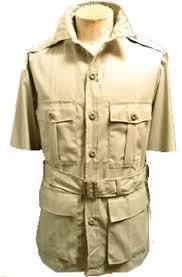 bush jackets