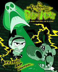 billy and mandy dvd