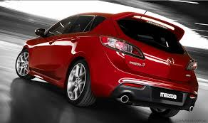 mazda 3 mps turbo