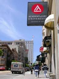 academy of art university housing