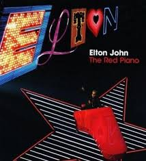 elton john the red piano