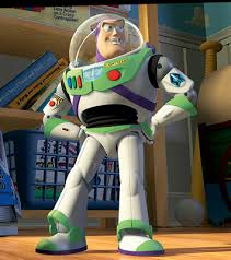 buzz light year toy story